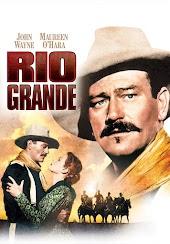 Rio Grande (B&W)