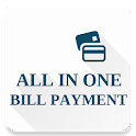 All in one bill payment icon