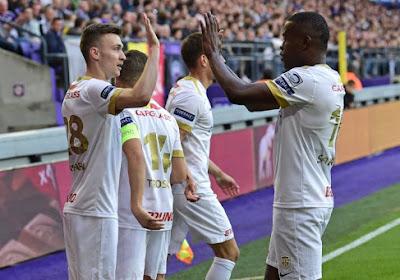 C'est fait : Genk est champion de Belgique malgré une belle résistance d'Anderlecht !