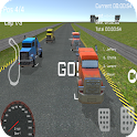 3D Truck Driver Racing icon