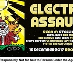Electro Assault Christmas Take Over : Arcade Empire
