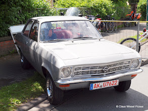 Photo: Mein erstes Auto!     Oldtimer Festival 2012, 10 Jahre Technikmuseum in Freudenberg im Siegerland.