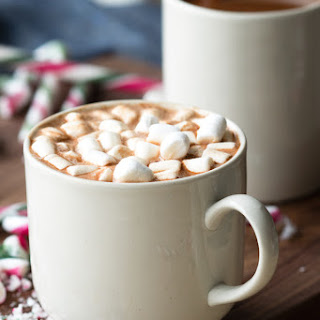 Mint Hot Cacao (Vegan, GF).