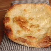 Sourdough Greek Pita
