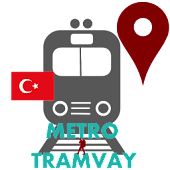 Turkey Metro and Tram