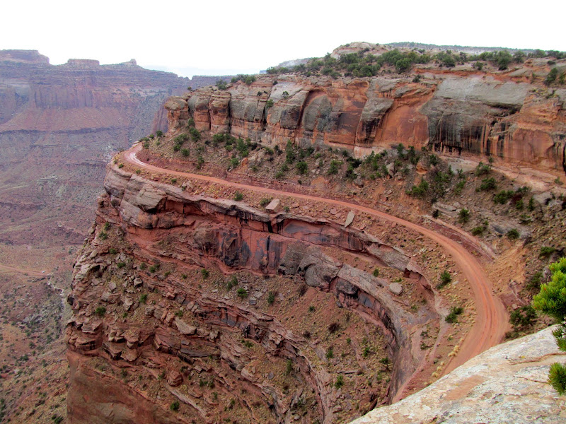 Photo: Shafer Trail overlook