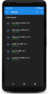 WIFI PASSWORD PRO Screenshot