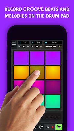 MixPads - Drum pad & DJ Audio Mixer 7.6 screenshots 2