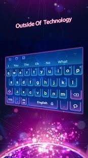 Externí klávesnice technologie - náhled