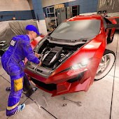 Car Mechanic Simulator 19: Car Builder Auto Repair Android APK Download Free By The Trend Setter