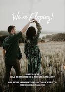 We're Eloping - Wedding item