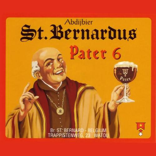 Logo of St. Bernardus Pater 6