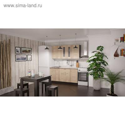 Кухонный гарнитур Ника стандарт 1600