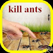 kill and smash ants