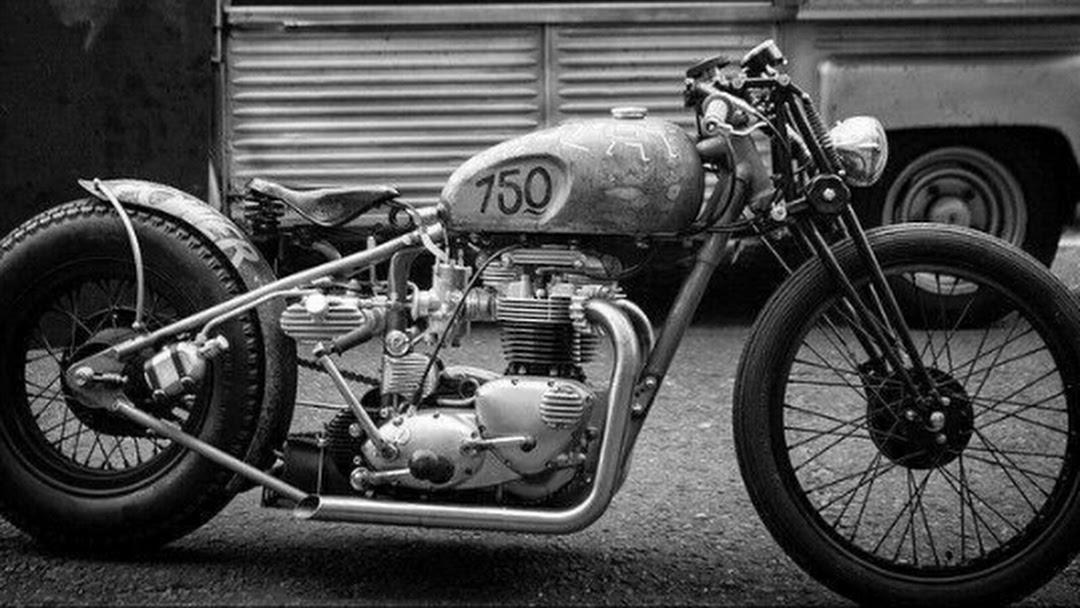 Virginia Vintage Cycle - Triumph - BSA - Norton - Harley