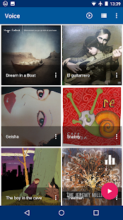 Voice Audiobook Player- screenshot thumbnail