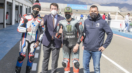 El Circuito de Almería estrena el nombre de 'Costa de Almería'