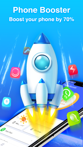 Phone Booster - Speed Booster, Cleaner, Security 1.0.2 screenshots 1