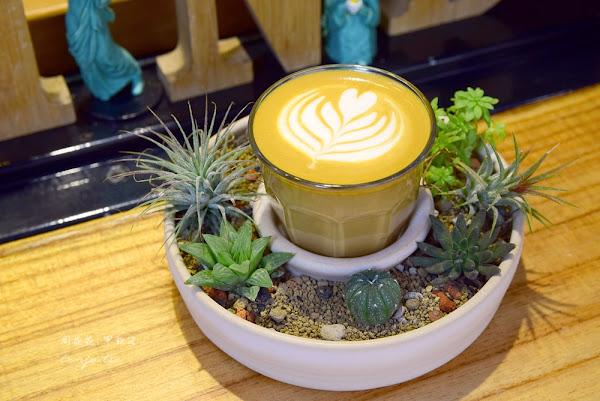 Coffee Sind 多肉植物、溫馨小店,捷運忠孝新生站平價咖啡店推薦