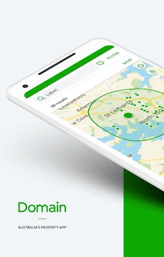 Domain.com.au screenshot 1
