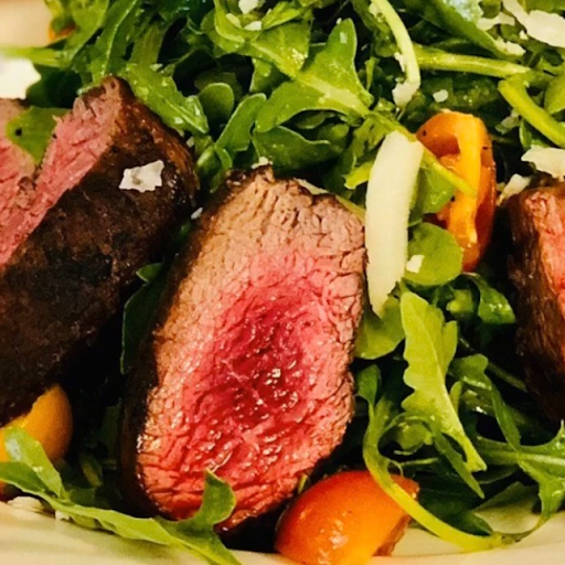 Steak & Arugula Plate