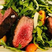 Steak & Arugula Salad
