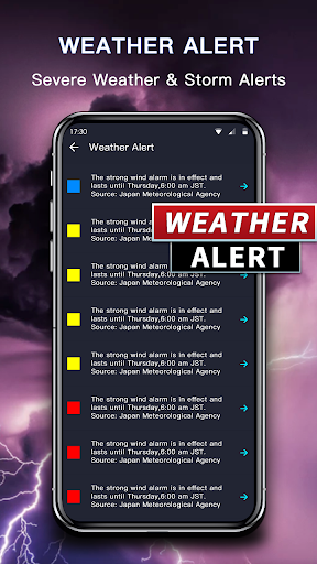 Weather - The Most Accurate Weather App 1.1.6 Screenshots 10