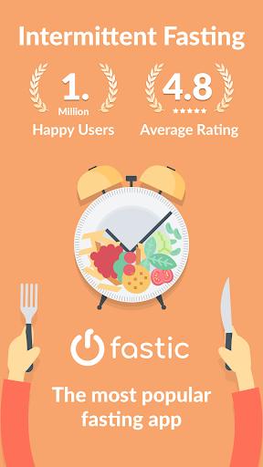 Fastic Fasting App & Intermittent Fasting Tracker 1.21.1 screenshots 1
