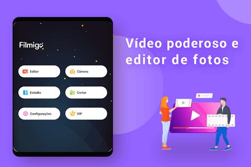 Video Maker: Editor de Vídeo com Fotos e Música screenshot 11