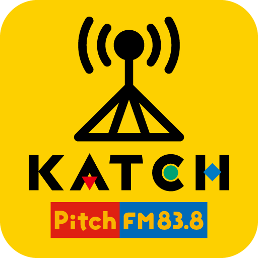音乐のKATCH&Pitch 地域情報 of using FM++ LOGO-記事Game