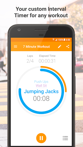 Exercise Timer 6.029 screenshots 1