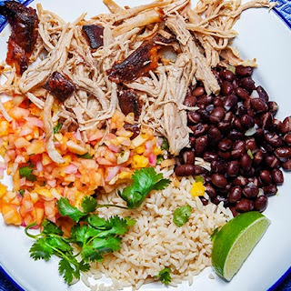 Cuban-Style Pork with Pineapple Salsa