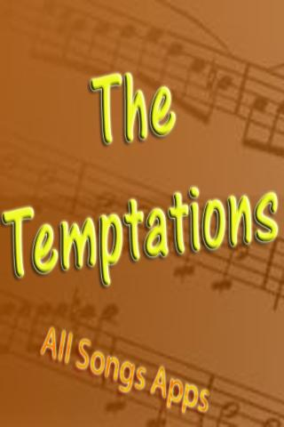 All Songs of The Temptations