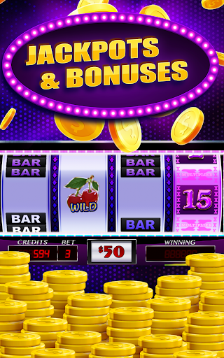 Vegas Slots Casino: Slot Machines With Bonus Games 7 Mod screenshots 2
