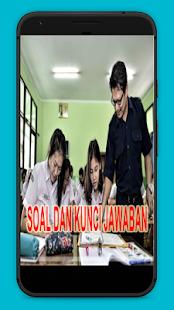 Soal dan Kunci Jawaban UNBK SMA 2018 - náhled