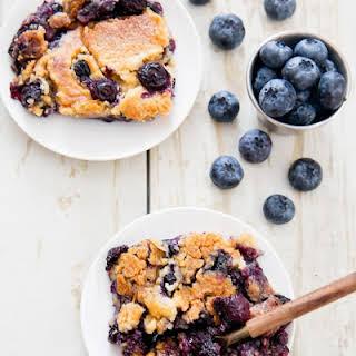 Blueberry White Cake Mix Recipes.