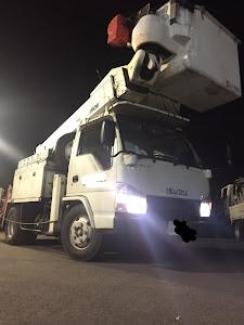 エルフトラック  平成20年1月30日登録BDG-NKR85Nのカスタム事例画像 pickeyさんの2019年01月17日03:52の投稿