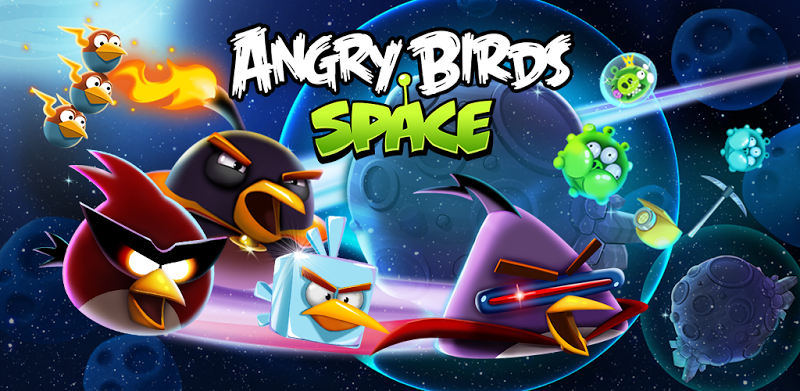 Angry Birds Space HD – APK MOD HACK – Dinheiro Infinito