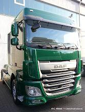 Photo: NEW DAF for SIEBEL   >>> www.truck-pics.eu <<<
