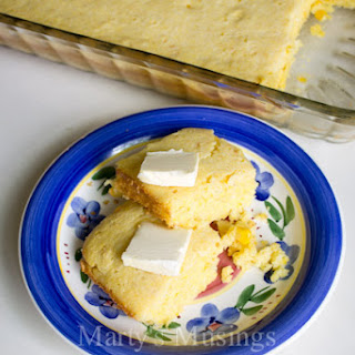 Jiffy Corn Bread with Creamed Corn