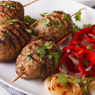 'Better than Burger' Kebabs.