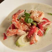 Thai Green Curry Shrimps