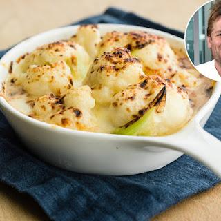 Creamed Cauliflower Gratin Recipes