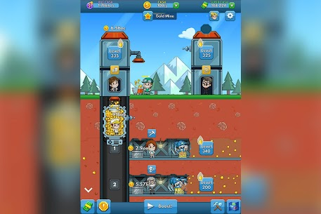 Idle Miner Tycoon – Mine Manager Simulator Mod Apk Download For Android and Iphone 6