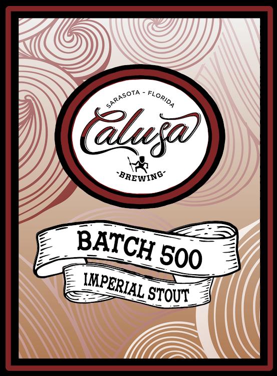 Logo of Calusa Batch 500
