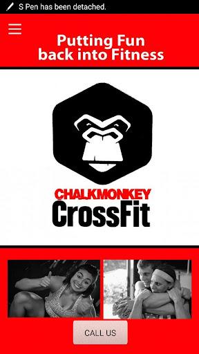 Chalk Monkey CrossFit