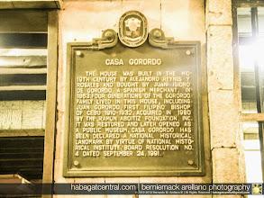 Photo: Casa Gorordo