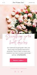 Your Heart Desires - Medium Email item