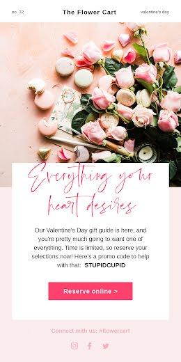 Your Heart Desires - Valentine's Day item