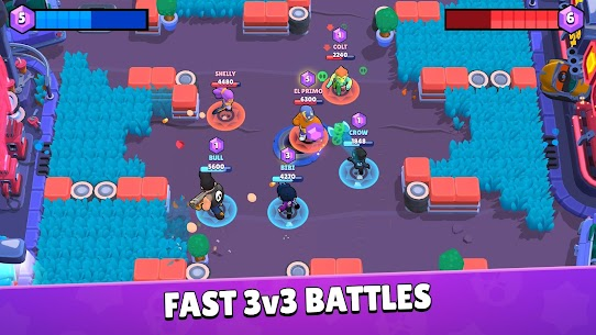 Brawl Stars (MOD, Private server / a lot of money) v28.189 1